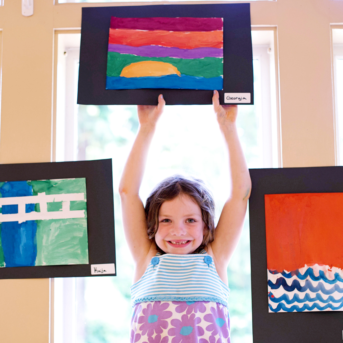 Dance & Mixed Media Art Camp - Online