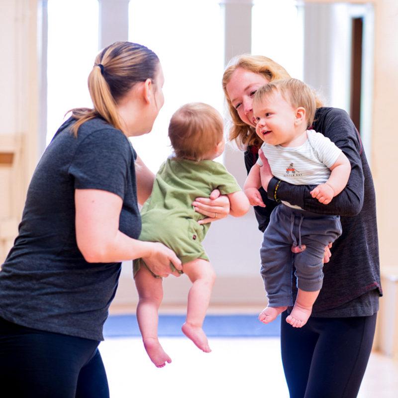 Nurturing Baby (Online)