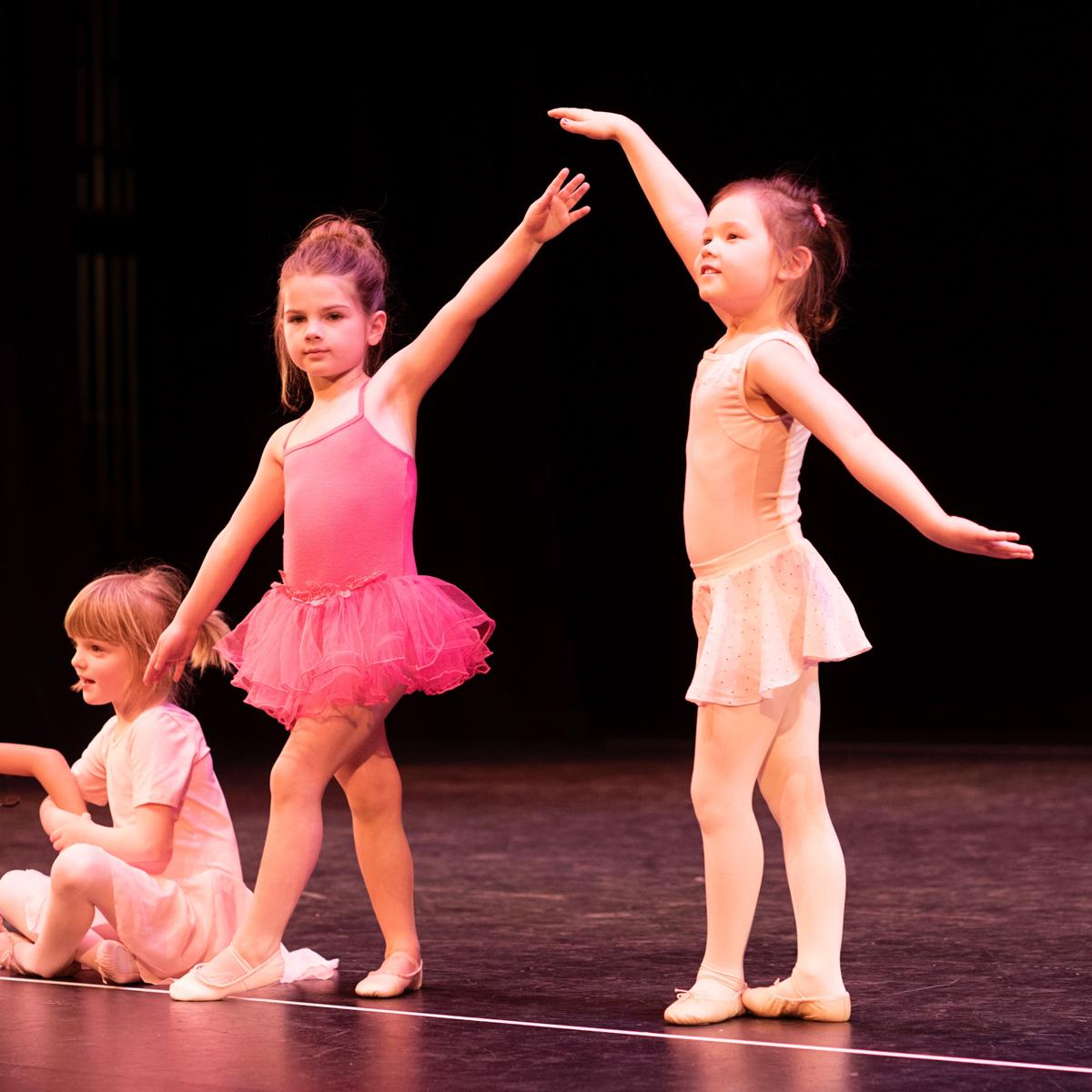 Pre-Ballet (Studio & Online)